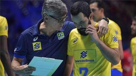 Seleção brasileira vence a Rússia