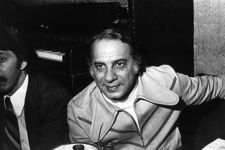 Tito Madi, cantor e compositor brasileiro