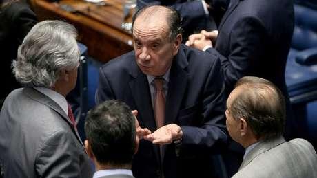 Aloysio Nunes foi eleito senador pelo PSDB de São Paulo e o mandato dele termina este ano