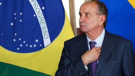 Aloysio Nunes lamentou o retrocesso no acordo firmado entre Irã e EUA