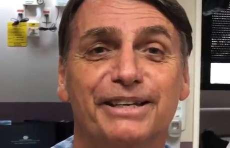Jair Bolsonaro está internado desde 6 de setembro