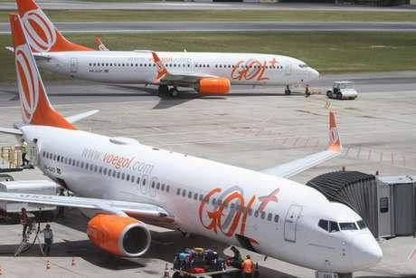 Movimentação no Aeroporto Internacional Gilberto Freyre em Recife (PE), em 27/03/2018