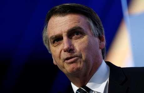 Candidato do PSL à Presidência, deputado Jair Bolsonaro