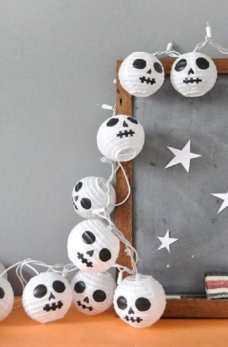 30. Decoração de Halloween – Foto: Sage Street