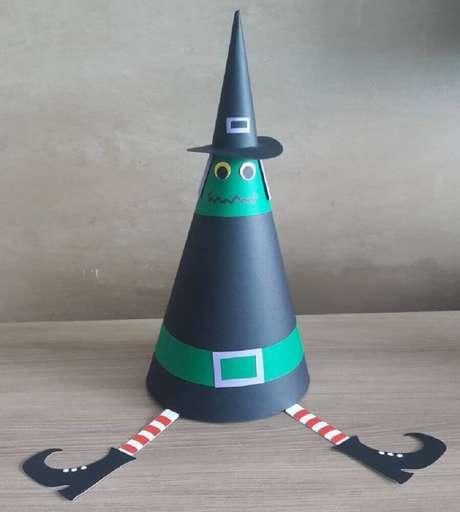 45. Os enfeites de Halloween podem ser feitos por você – Foto: L2 Criações