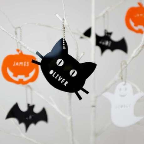 67. Modelos de enfeites de Halloween – Foto: HTprofile