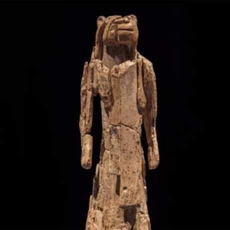 Escultura do homem-leão marca a primeira vez que um ser humano criou a imagem de algo que não existe
