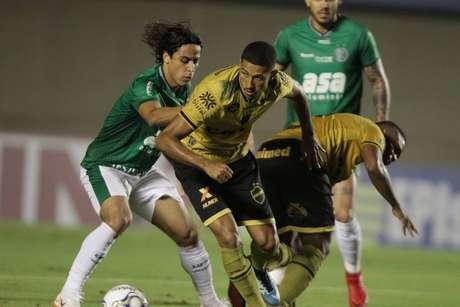 Vila Nova e Guarani ficaram no empate pela Série B