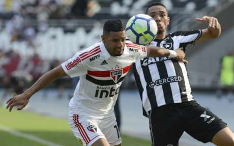 Botafogo x São Paulo