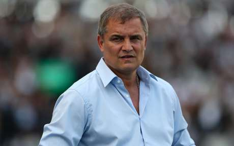 Técnico do São Paulo lamentou o empate no Engenhão, contra o Botafogo (Andre Melo Andrade/Eleven)