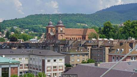 Foi na cidade francesa de Saint-Dié-des-Vosges que a América foi batizada