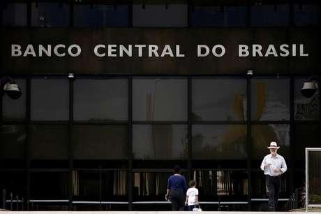 A sede do Banco Central do Brasil em Brasília