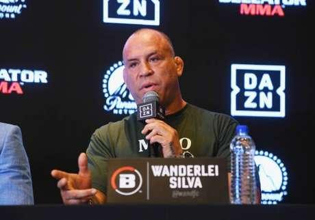 Wanderlei Silva já está pensando em seu próximo desafio após ser derrotado no Bellator 206 (Foto: Getty Images)
