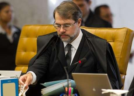 Presidente do Supremo Tribunal Federal (STF), Dias Toffoli