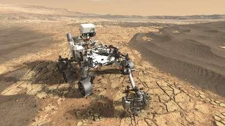 O veículo explorador da missão Marte 2020 terá 23 câmeras, será equipado com uma broca e será capaz de selecionar e guardar amostras do solo