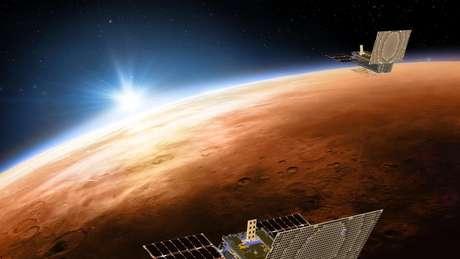Nasa tem planos concretos de realizar viagens espaciais longas a partir da próxima década