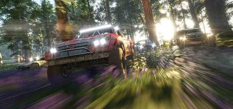Forza Horizon 4, novo jogo da popular franquia de jogos de corrida da Microsoft, será lançado para Xbox One e PC na próximaterça-feira, 2