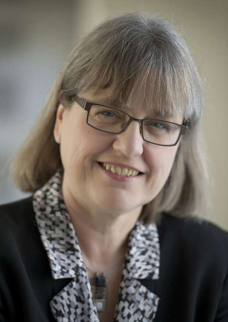 Canadense Donna Strickland, premiada com o Nobel de Física de 2018 ao lado de dois outros cientistas 02/10/2018 Universidade de Waterloo/Divulgação via Reuters