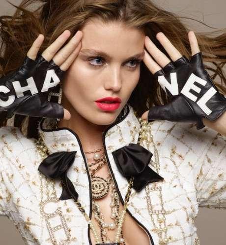 Coleção verão 2019 da Chanel (Foto :Reprodução/Chanel)