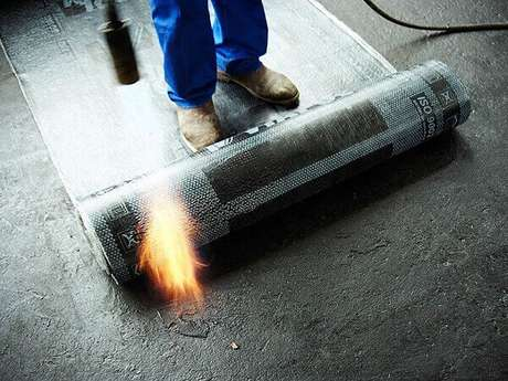 6- A manta impermeabilizante para laje evita infiltrações, umidade, mofos e fungos. Fonte: Diprotec