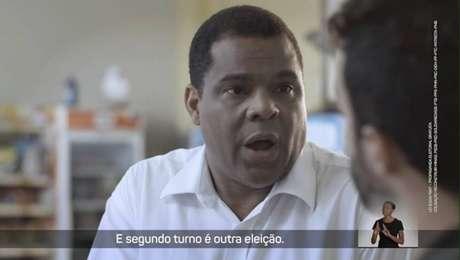 Trecho da campanha eleitoral do candidato ao governo de Minas Gerais,Antonio Anastasia, que foi tirada do ar