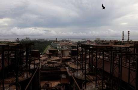 Refinaria de alumina Alunorte, da Hydro, em Barcarena, no Pará 05/03/2018 REUTERS/Ricardo Moraes
