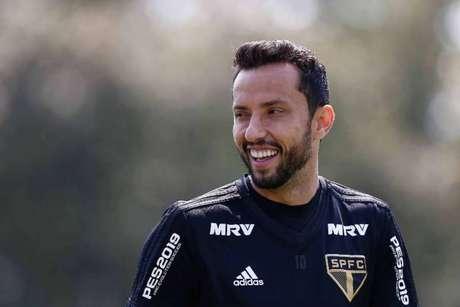Nenê tem sido um dos jogadores mais importantes do São Paulo neste Brasileirão (Marcello Zambrana/AGIF)