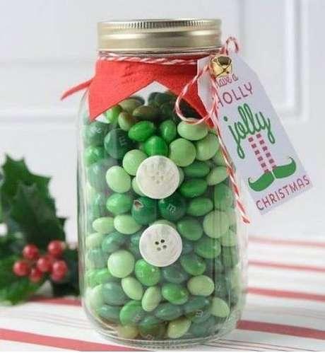 25- Use as cores do natal para criar seus mimos