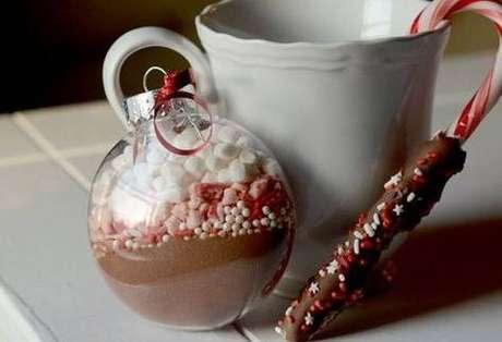 26- Dê um toque especial aos doces de natal