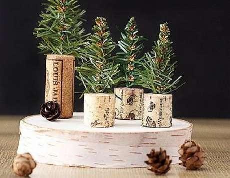 1- Recicle materiais para criar sua lembrancinha de natal