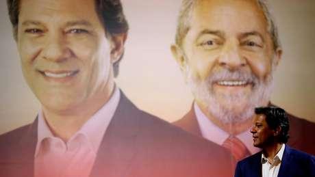 O candidato petista tem 43% no Nordeste, em votos válidos. É um apoio menor do que Dilma e Lula tiveram na região.