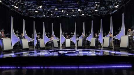 Treze candidatos disputam o primeiro turno das eleições presidenciais de 2018.