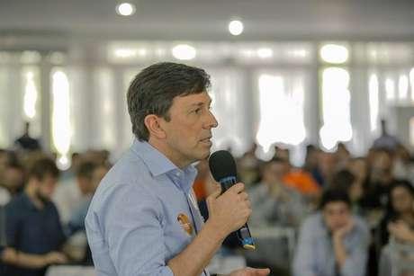 Ocandidato do Novo à Presidência, João Amoêdo