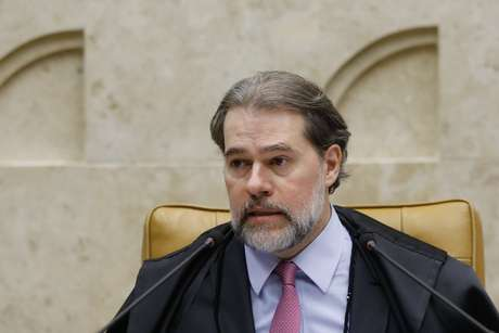 O presidente do Supremo Tribunal Federal (STF), ministro Dias Toffoli