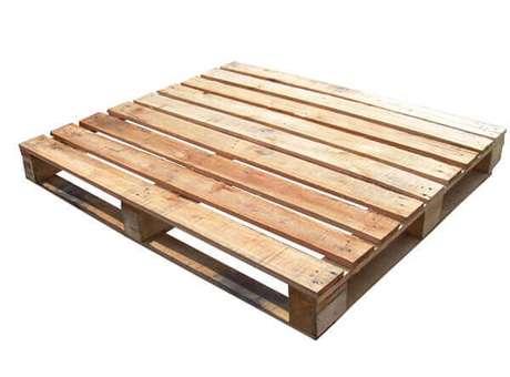 6- Escolha ou adquira um pallet de madeira em boas condições. Fonte: EcoPalletes