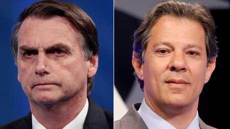 Segundo Datafolha, eleitores de Bolsonaro usam mais redes sociais (81%), que eleitores de Haddad (59%)