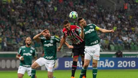 No primeiro turno, deu Palmeiras: 3 a 1 no Allianz Parque