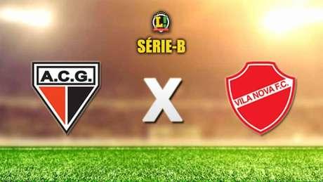 Atlético-GO e Vila Nova se enfrentam às 16h30 deste sábado em disputa acirrada por vaga no G4
