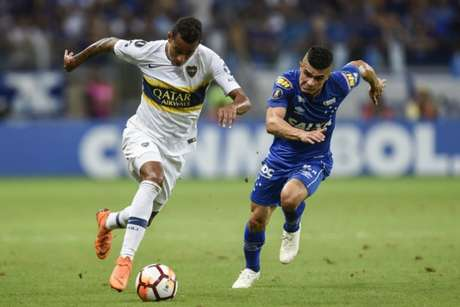O time azul não conseguiu vencer a forte defesa argentina- AFP