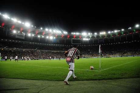 Sornoza, do Fluminense