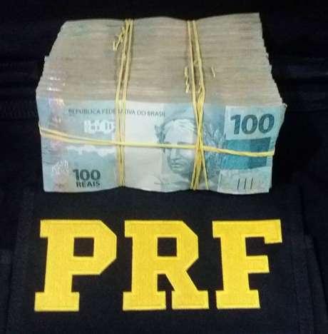 Polícia Federal no Piauí ainda investiga a origem do dinheiro.
