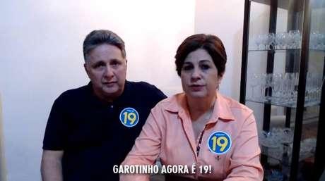 Ex-governador do Rio de Janeiro, Anthony Garotinho declarou apoio a Romário na eleição ao governo após ter candidatura barrada pelo TSE.