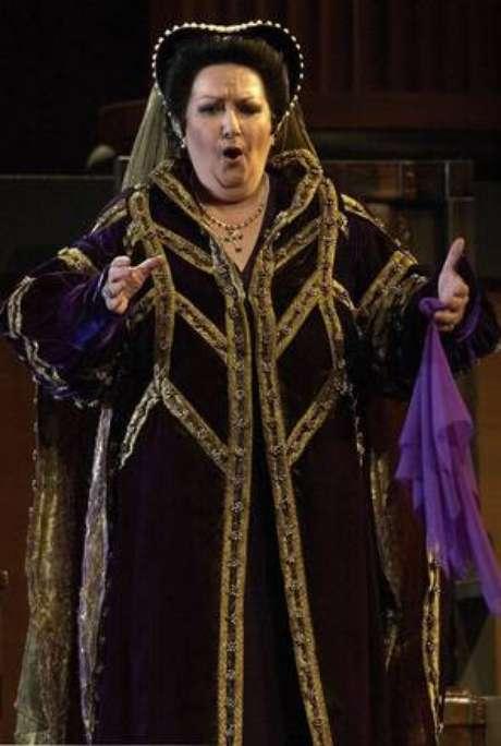 Aos 85 anos, morre a soprano espanhola Montserrat Caballé