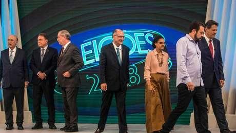 Um dos elementos novos dessa eleição é o fim do ciclo PSDB-PT, que dominou as disputas presidenciais nos últimos 24 anos. O atual candidato do PSDB, Geraldo Alckmin, não conseguiu deslanchar e aparece em quarto lugar nas pesquisas de intenção de voto