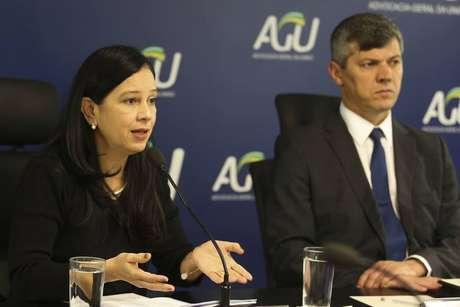 A ministra Grace Mendonça, daAdvocacia-Geral da União (AGU), disse que não houve incidentes na manhã deste domingo