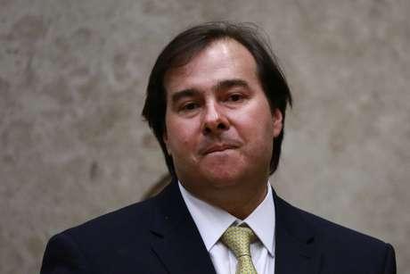 Rodrigo Maia é o presidente da Câmara dos Deputados
