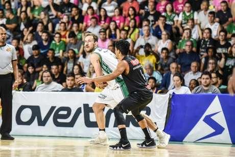 Franca supera Bauru na semifinal do Paulista de basquete. (Foto: Victor Lira / Sendi Bauru Basket)