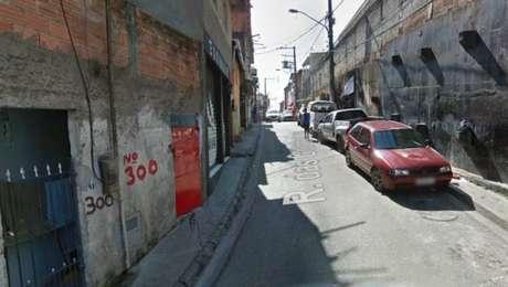 Rua de Paraisópolis