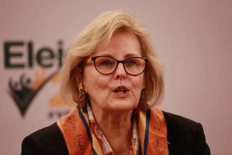 O Tribunal Superior Eleitoral (TSE) pediu à Polícia Federal (PF) que investigue uma mensagem enviada ao tribunal, direcionada à presidente da Corte, ministra Rosa Weber, em tom de ameaça