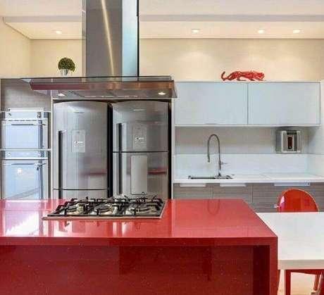 2. Saiba exatamente como você deseja que a sua cozinha seja antes de decidir por definitivo como serão os armários planejados – Foto: Fernanda Marchette Arquiteta